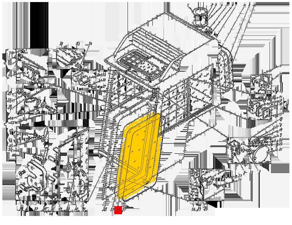 Стекло лобовое ПУМ-500