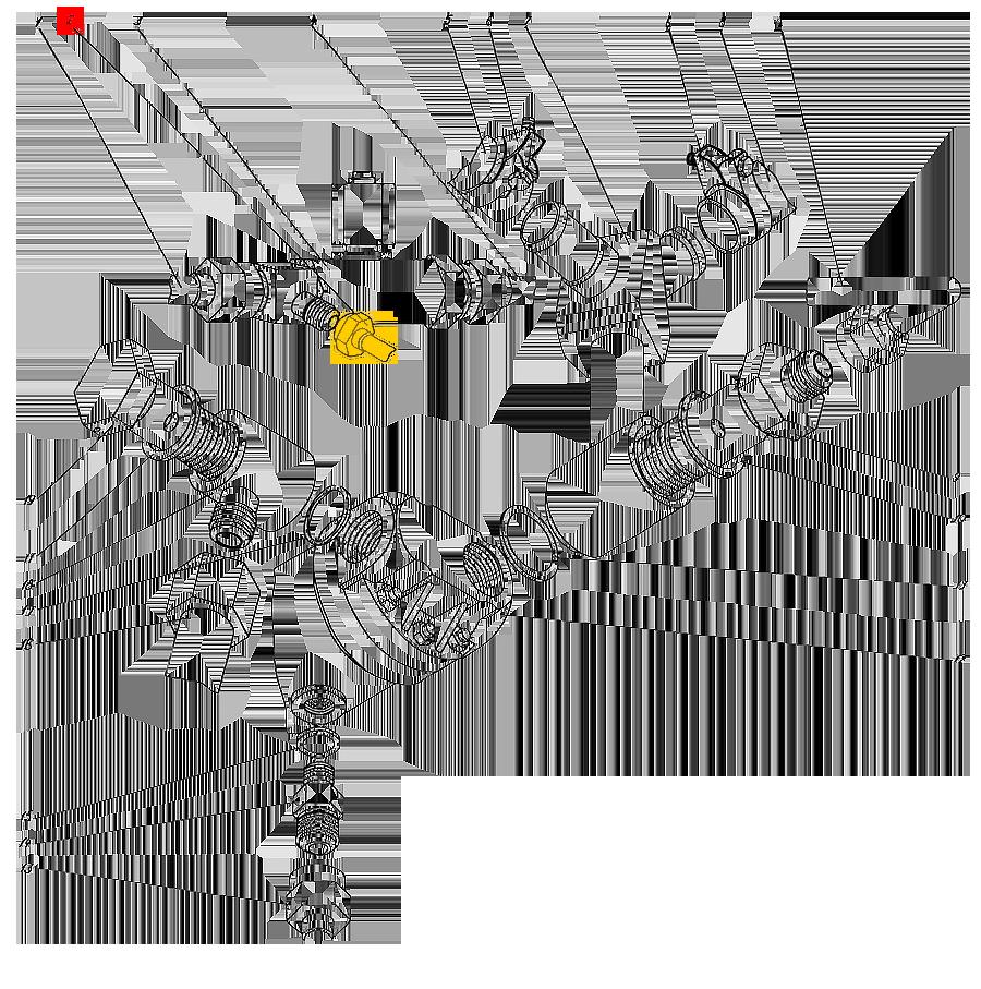 Трубопровод П1.11.00.010-сб-2