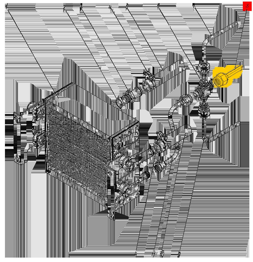 Трубопровод П1.11.00.041-сб