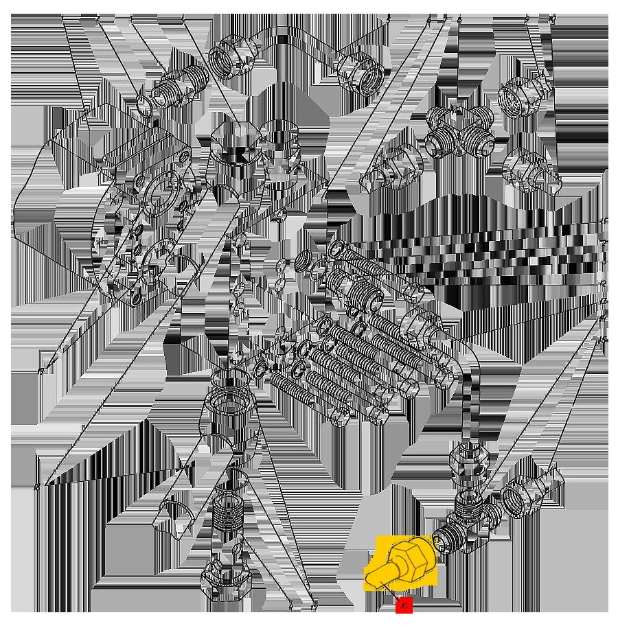 Трубопровод П1.11.00.042-сб