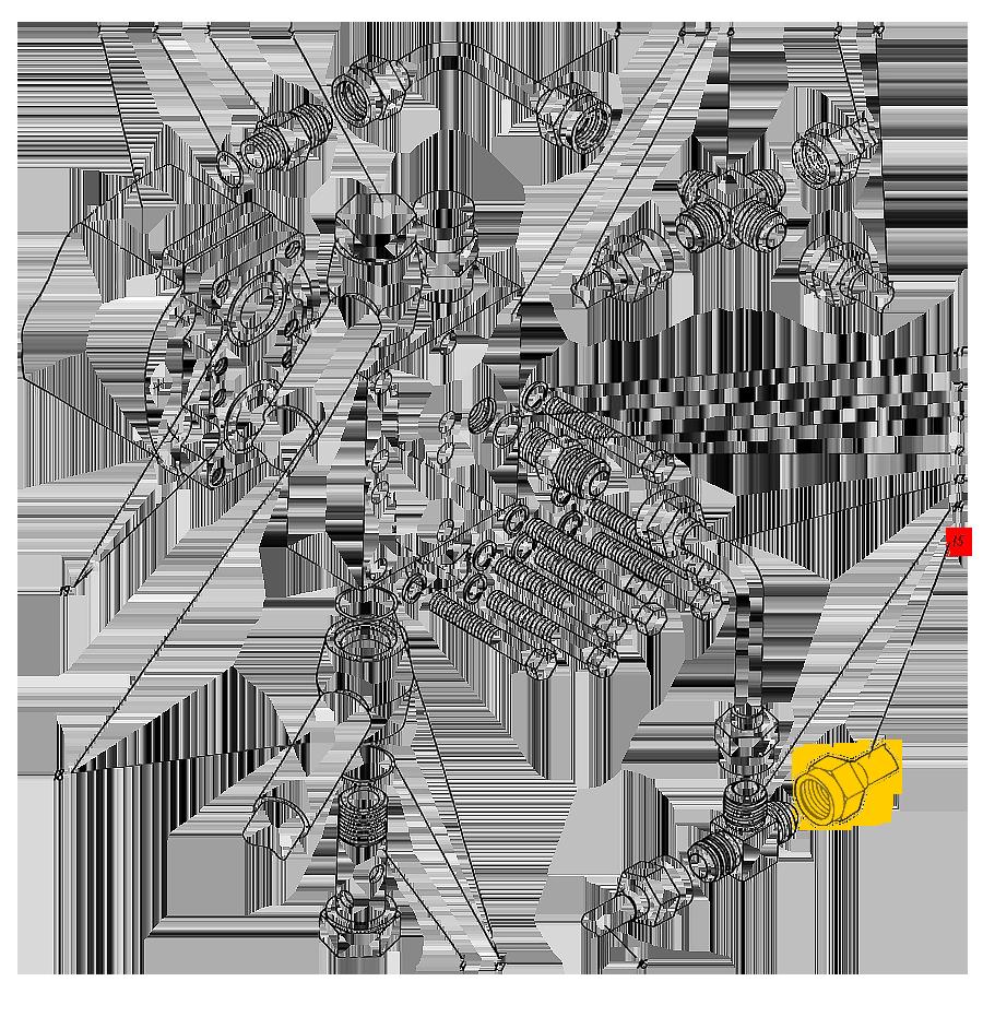 Трубопровод П1.11.00.044-сб