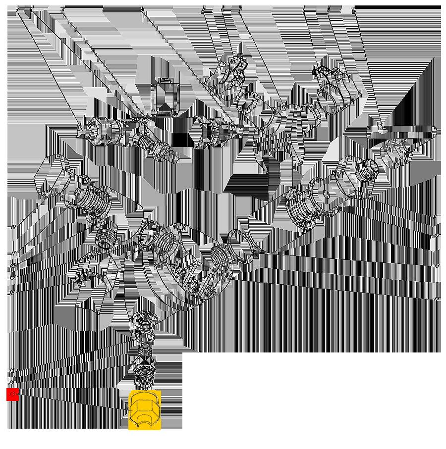 Трубопровод П1.11.00.090сб-2