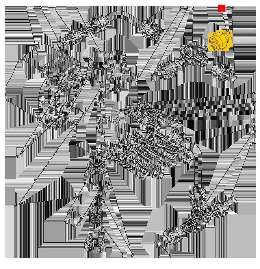 Трубопровод П1.11.00.090-сб-2
