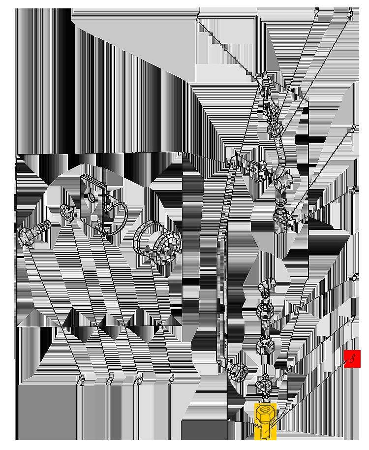 Трубопровод П1.11.00.100-сб-1