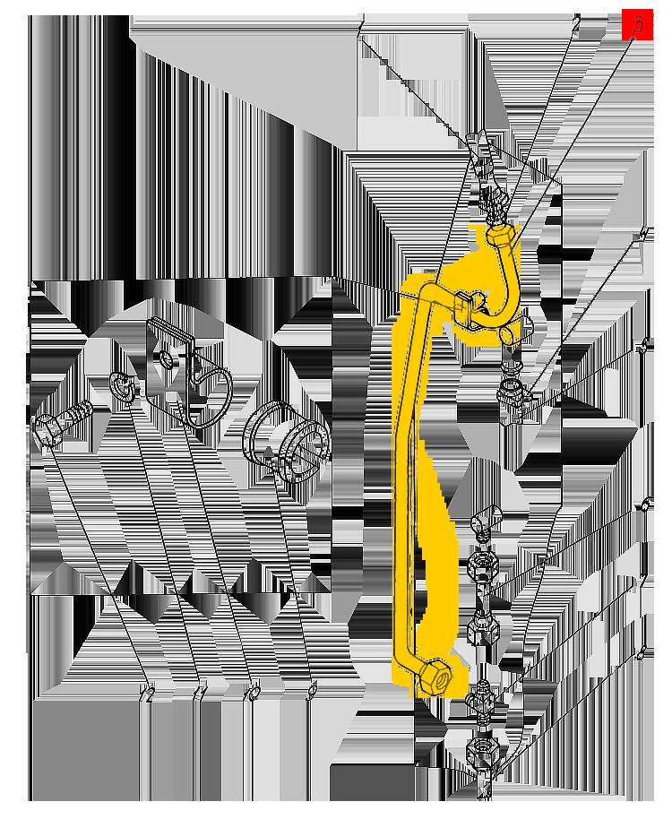 Трубопровод П1.10.05.100-сб-2