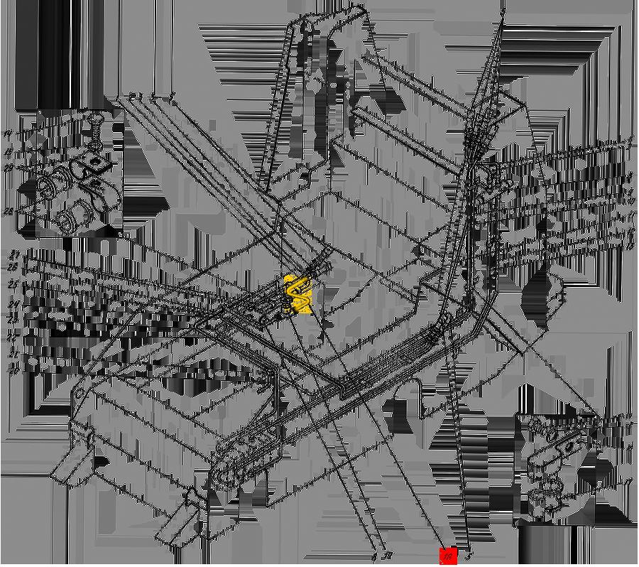 Трубопровод П1.12.00.240-сб-1