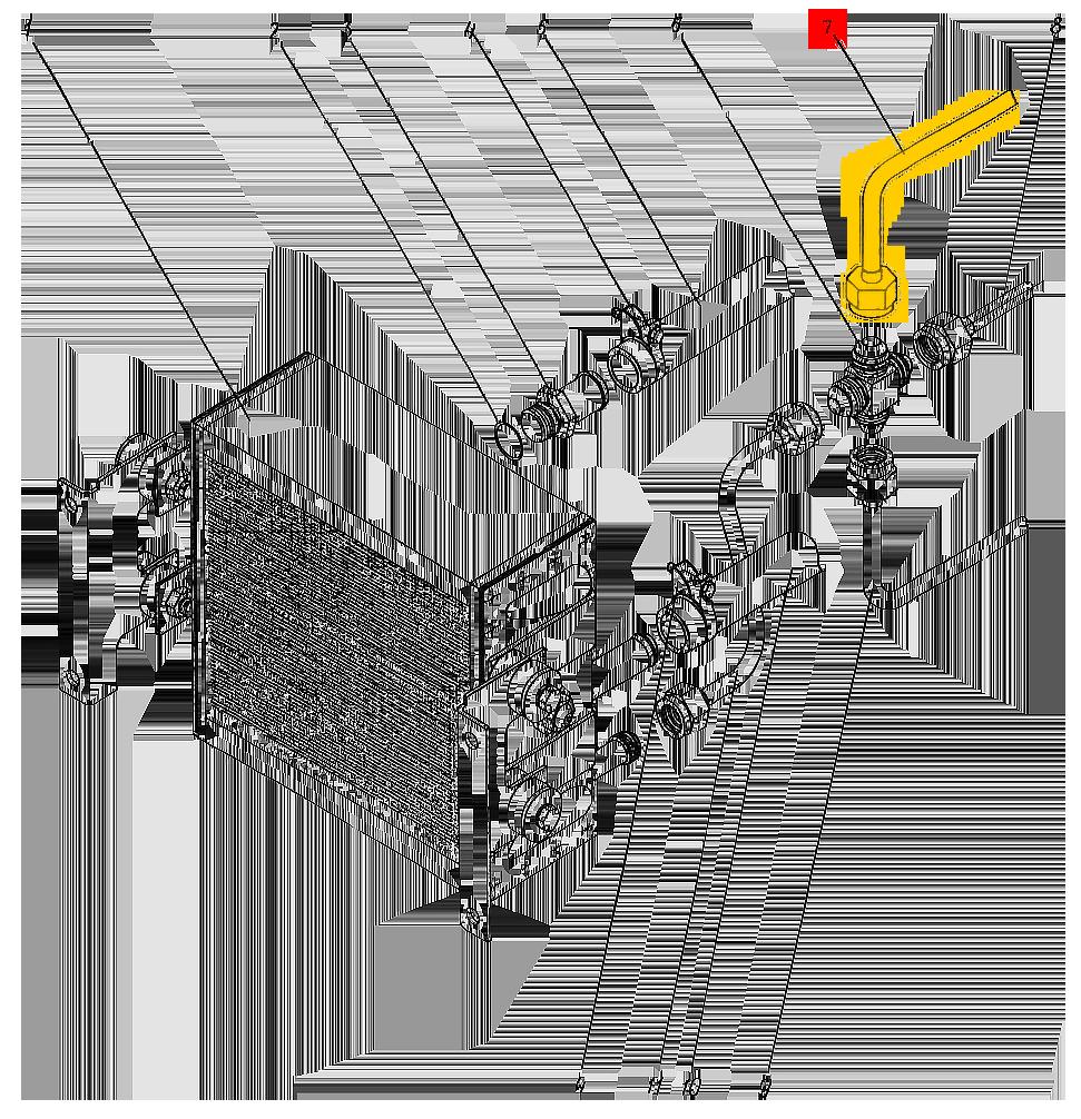 Трубопровод П1.12.00.490-сб-1