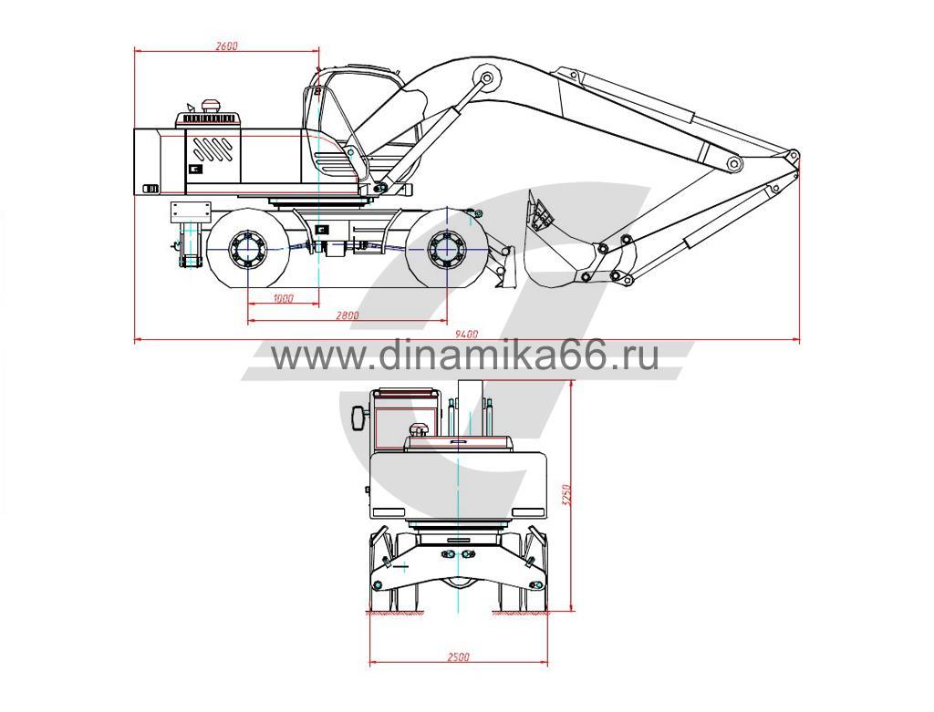 Технические характеристики ЕК-18
