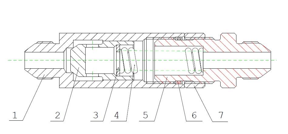 Клапан ЭО-3323А.08.07.110-20