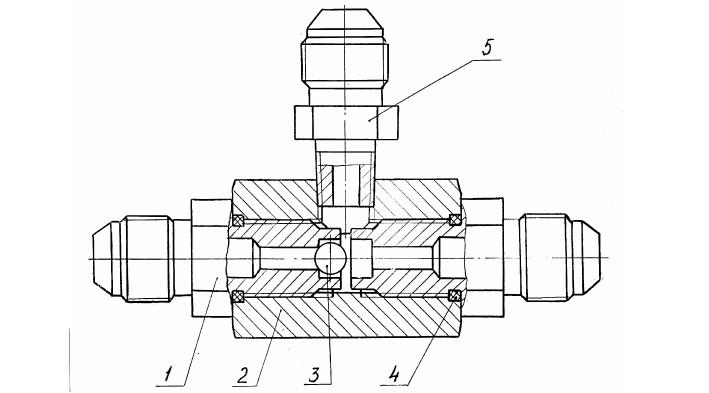 Клапан ЭО-3323А.07.15.020
