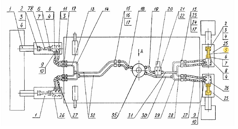 Трубопровод 318-02-72.00.310