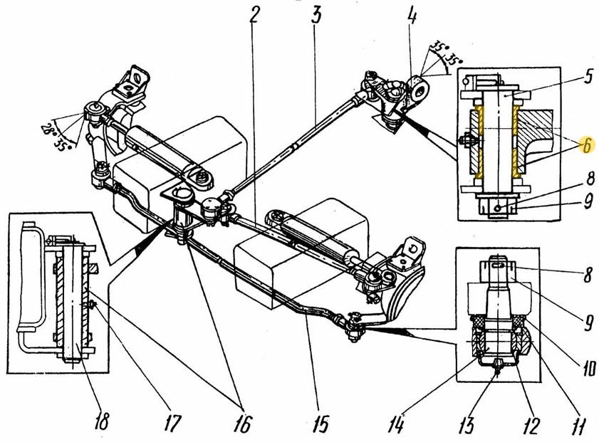 Втулка Э302-3-1000-03