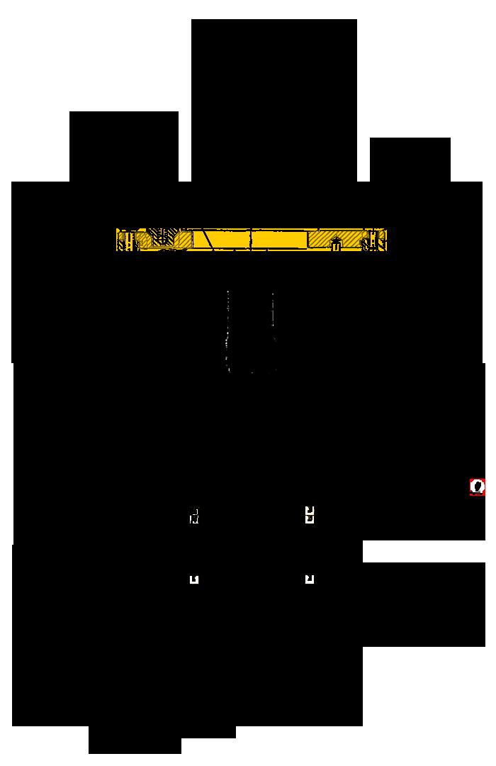 Крышка тормоза Э4.03.01.014