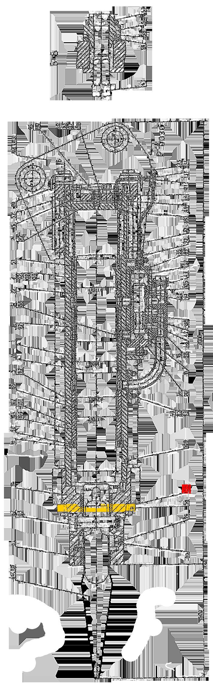 Втулка СП-71А.022.1.065 гидромолота МГ-300