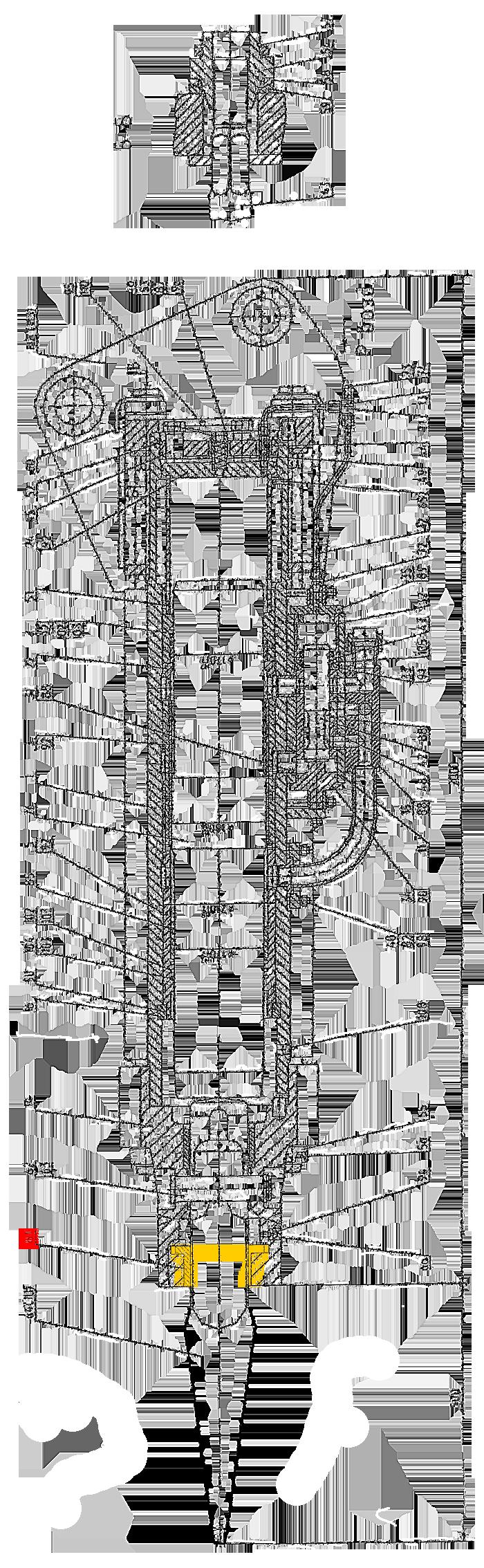 Сухарь СП71.1.00.002 гидромолота МГ-300