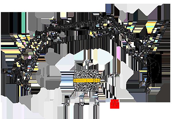 Стопор коронки ЭО-33211