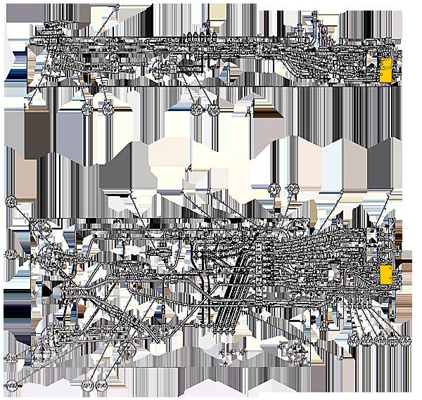 Блок золотников ЭО-33211