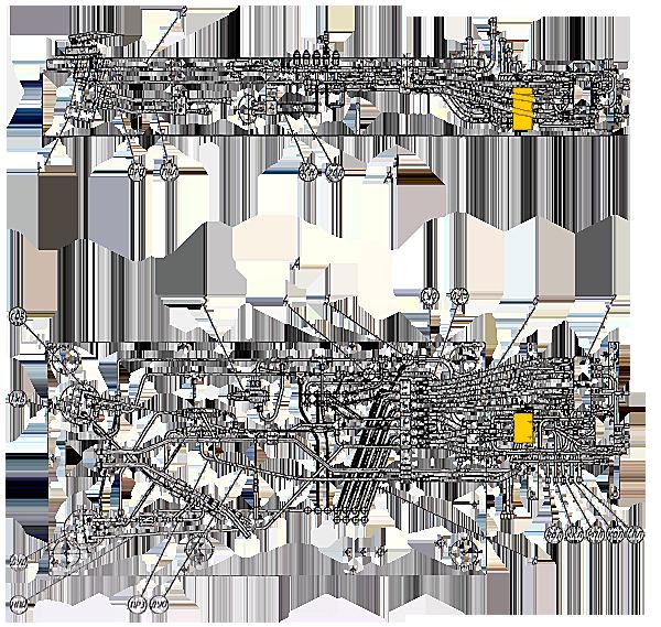Блок четырехзолотниковый ЭО-33211