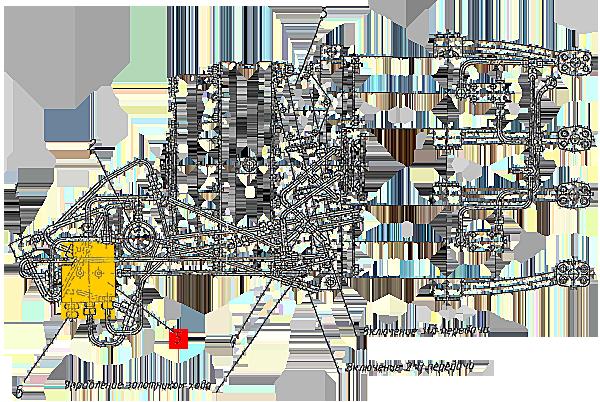Блок клапанов управления коробкой ЭО-33211