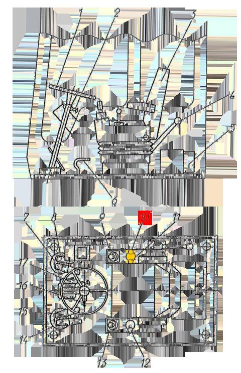 Блок управления 101 ВНМ-01