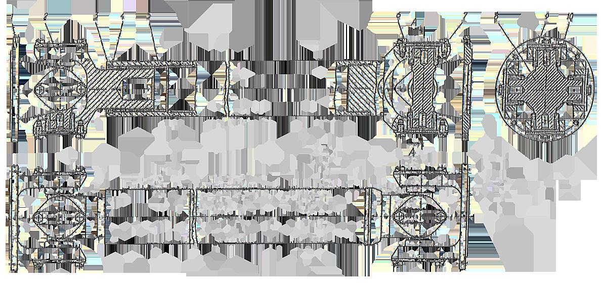 Вал карданный Э20.01.07.003сб