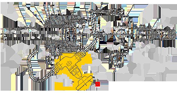 Вентиль гидроцилиндра поворота ЭО-33211