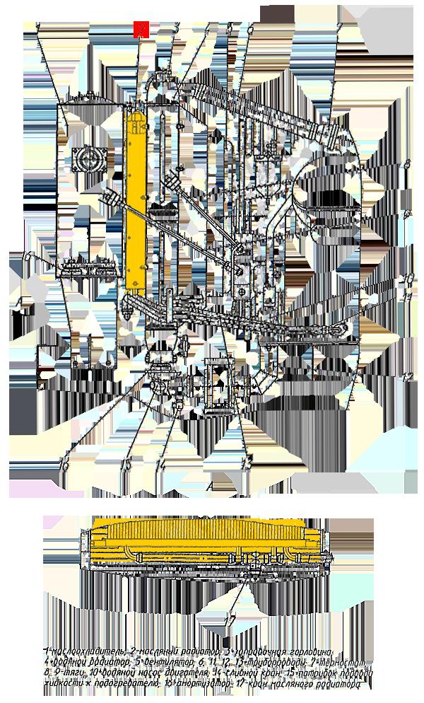 Радиатор масляный ЭО-33211