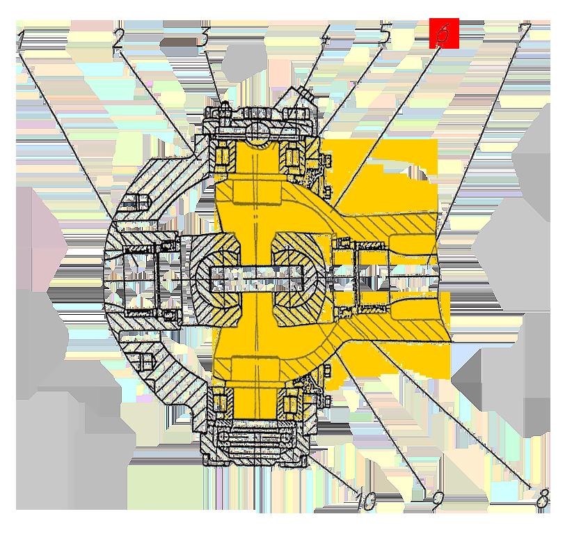 Шаровая опора Э20.01.04.005сб-2