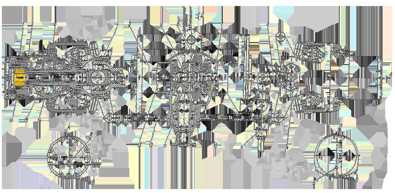 Шестерня солнечная бортового редуктора ЭО-33211
