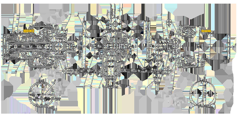 Шпилька ступицы ЭО-33211
