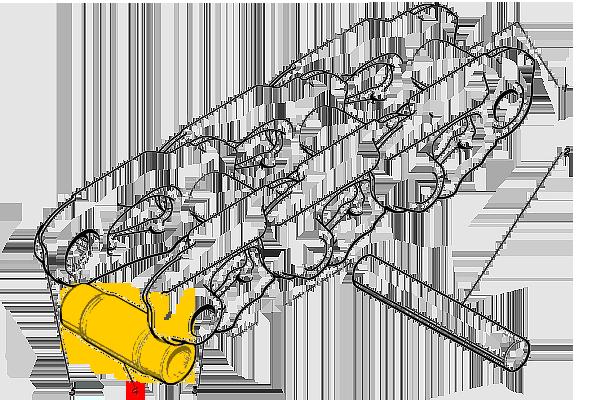 Втулка замыкающая У2.110.01.01.004-1