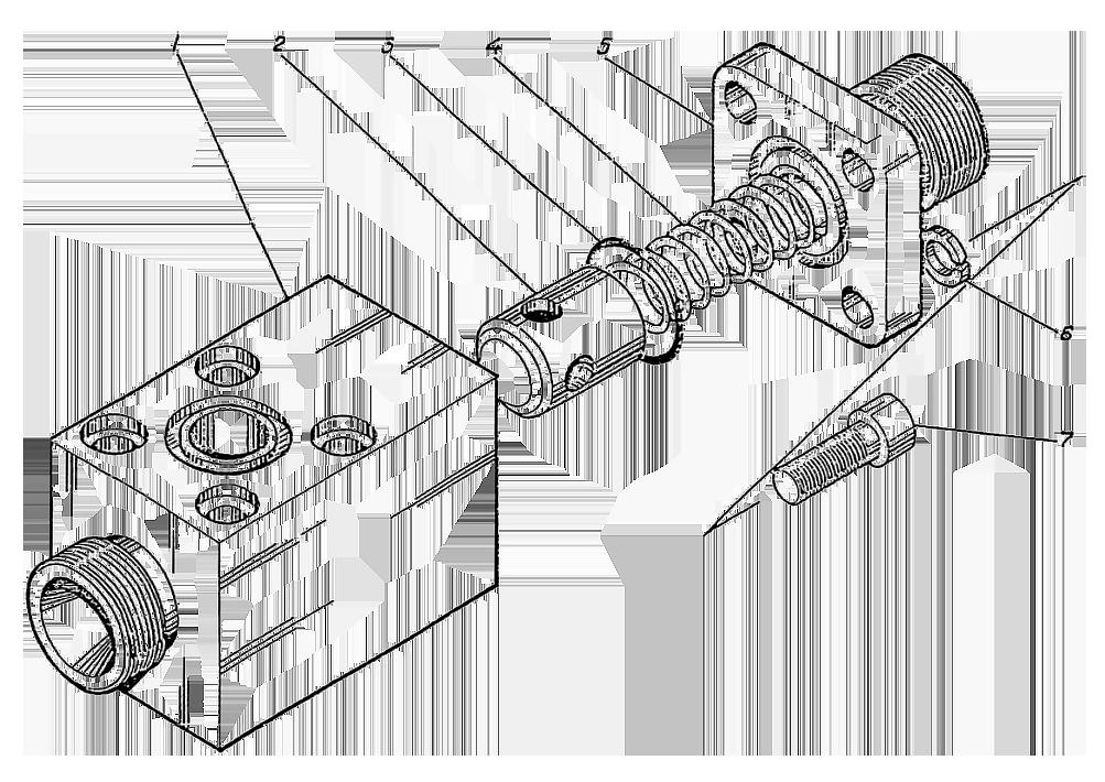 Клапан обратный ЭО-5122.09.14.000-1сб