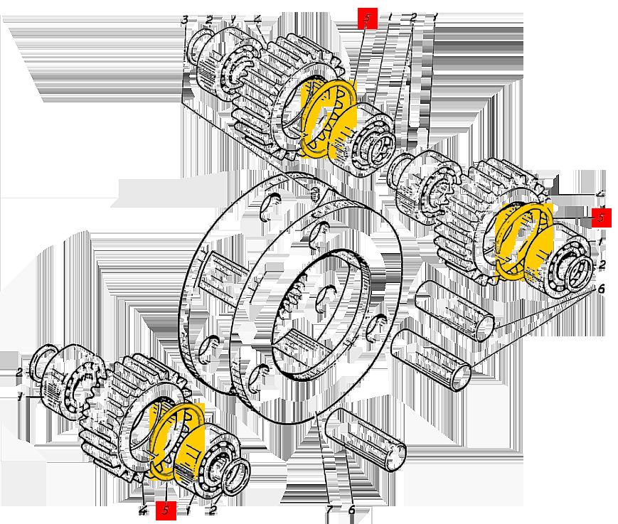 Кольцо В-72
