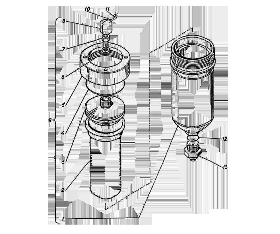 Пневмогидроаккумулятор ЭО-6122А.05.20.200сб