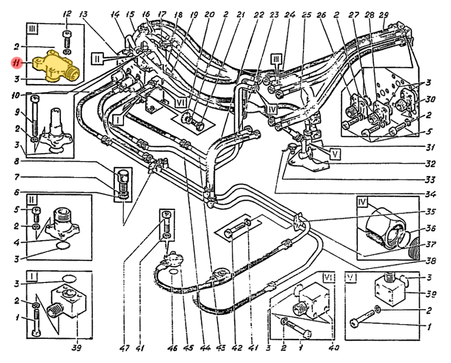 Фланец Э4.09.17.094сб