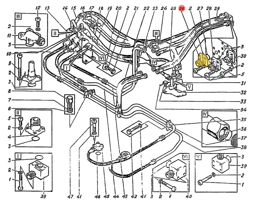 Фланец ЭО-5126.09.17.110сб