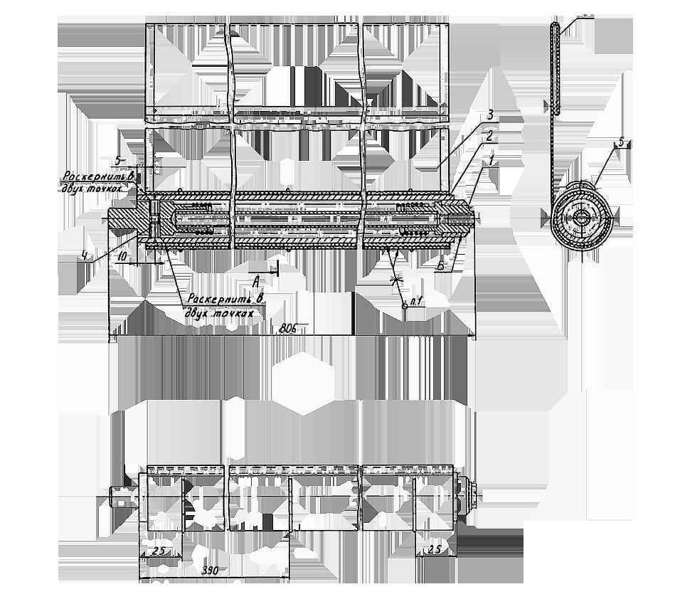 Шторка радиатора Э4.11.22.026сб