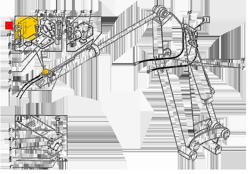 Фланец ЭО-5122.13.15.005-1